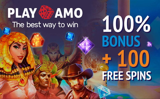 Playamo free spins bonus
