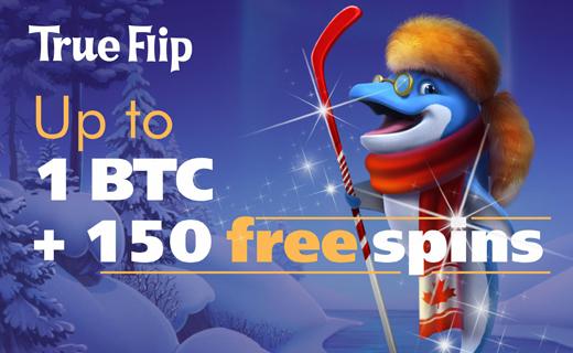 Trueflip free spins bonus
