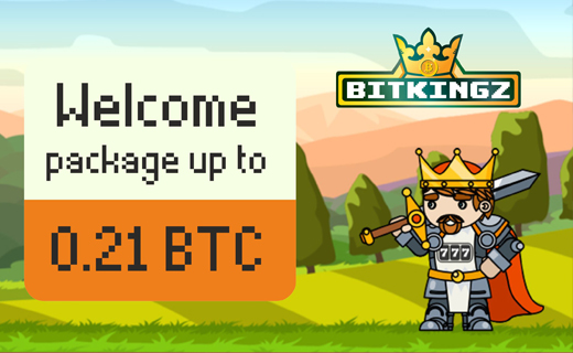 Bitkingz welcome package