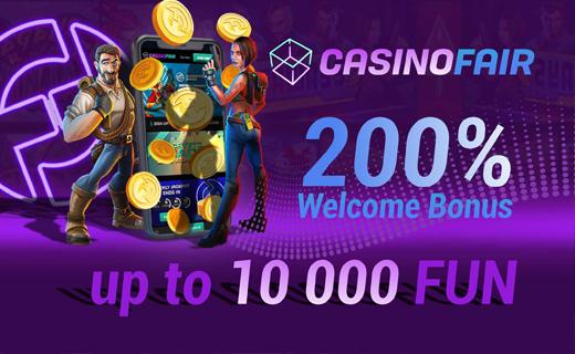 Casinofair bonus