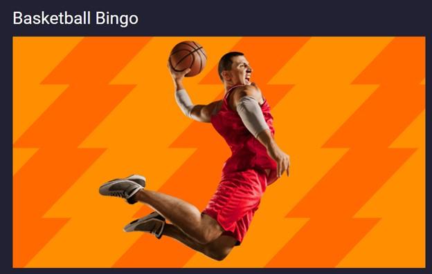Basketball Bingo on Cloudbet