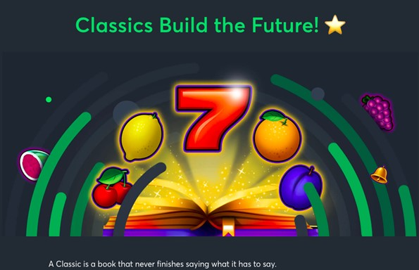 Classics build the future promotion for beginner players