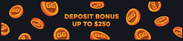GG.BET Welcome bonus