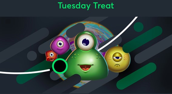 Tuesday Treat permanent promotion