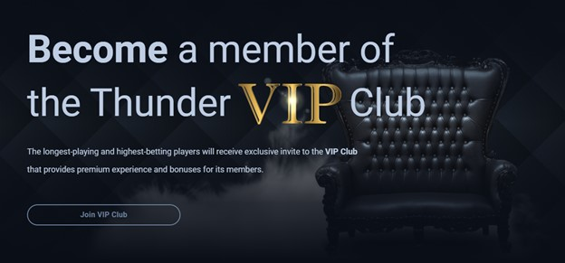 Thunderpick VIP Club