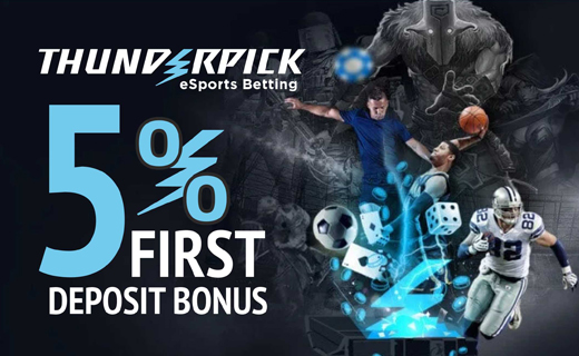 Thunderpick sport bonus