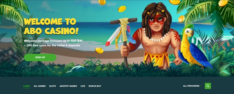 Welcome to Abo Casino