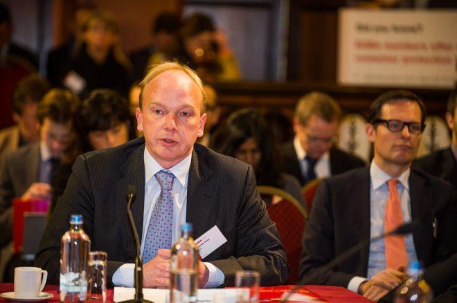 Maarten Haijer - the Secretary General of the EGBA
