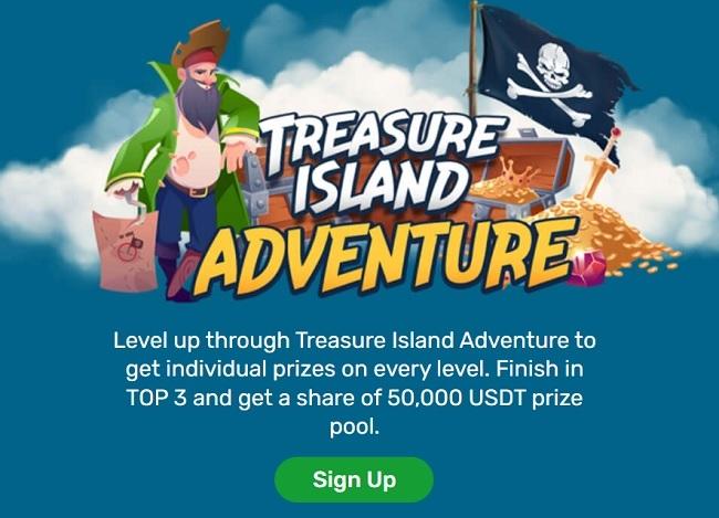 Treasure Island Adventure Winz