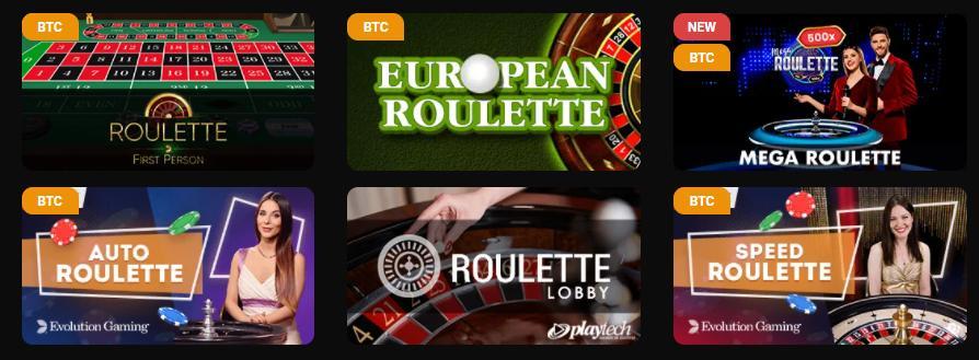 casinochan roulette selection