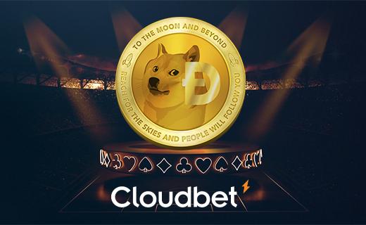Cloudbet dogecoin