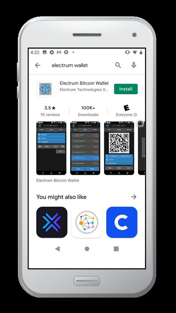 electrum wallet app