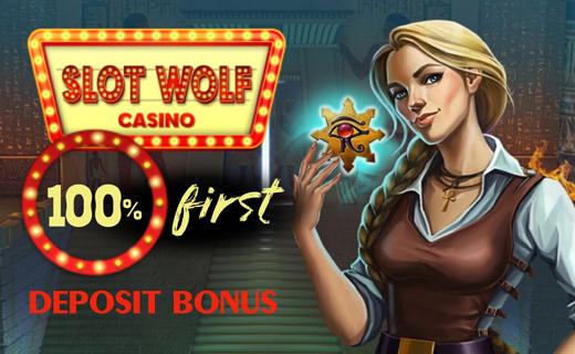 Slotwolf casinobonus