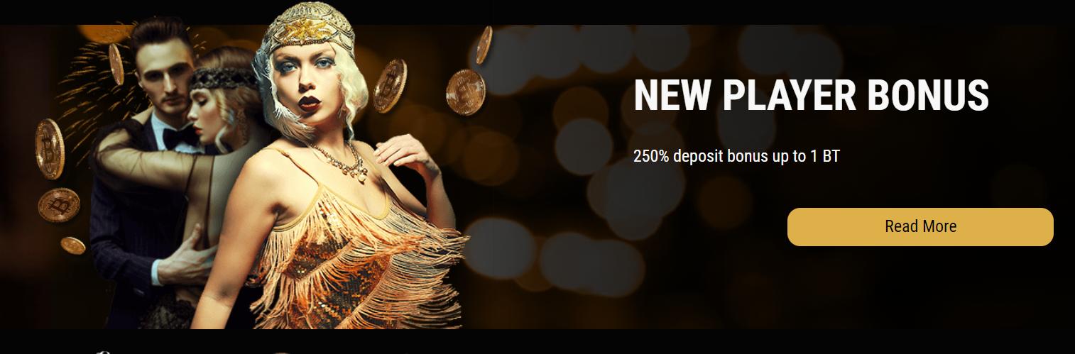 Welcome Bonus Cryptothrills casino