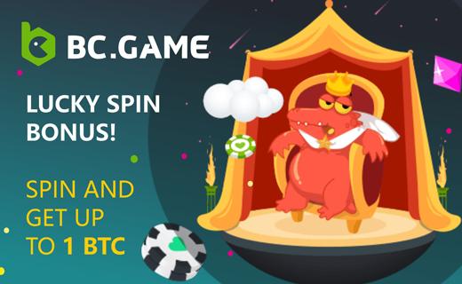 BC.Game crypto casino