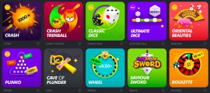 Game varieties on BC.Game