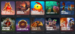 Games available on BC.Game