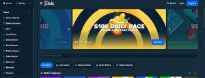 Stake casino crypto games