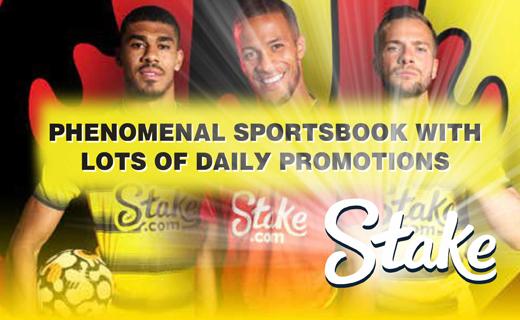 Stake.com sports