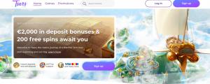 Tsars crypto online casino