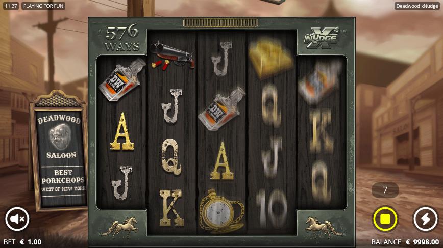 playing Nolimit City slot